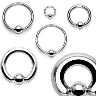 Piercing kroužek