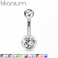 Titanový piercing